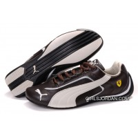 Men's Puma Ferrari In Brown/Beige/Black Lastest