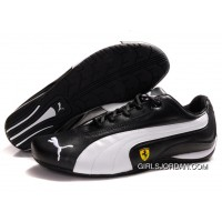 Men's Puma Ferrari In Black/White For Sale 278634