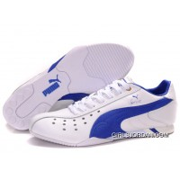 Men's Puma Ferrari In White/Blue Best