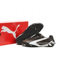 Puma Fluxion II ChocolateWhite Authentic