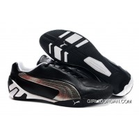 Puma Fluxion Ii Shoes Black/Silver For Sale