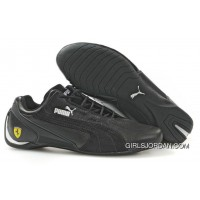 Puma Fluxion GT Shoes Black/White Free Shipping