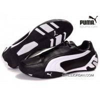 Puma Fluxion Shoes Black/White 903 New Release