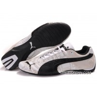 Women's Puma Future Cat Carve White/Black Copuon Code