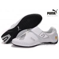 Puma Baylee Future Cat Shoes White/Silver Best
