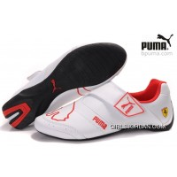Puma Future Cat Baylee Shoes White/Red For Sale