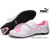 Puma Baylee Future Cat Shoes White/Pink 01 Online