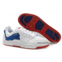 Puma Future Cat Lo Trainers WhiteRed For Sale