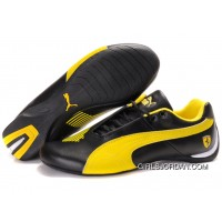 Men's Puma Future Cat Ferrari In Yellow/Black Super Deals