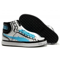 Puma First Round RP Sneakers WhiteBlue Super Deals