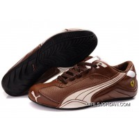 Mens Puma Kimi Raikkonen In Brown/Beige Lastest