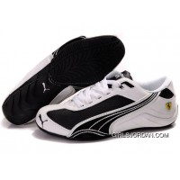 Mens Puma Kimi Raikkonen In White/Black Top Deals