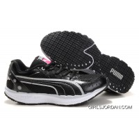 Women's Puma NEW Black/White Lastest
