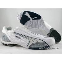 Mens Puma New Shoes In White Lastest