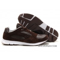 Mens Puma Shoes In Brown New Style