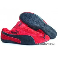 Puma New Style 087 Red/Black Cheap To Buy