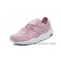 Super Deals 2017 Spring/Summer Puma R698 Pink Women Running Shoes Vintage