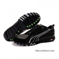 Puma Rodalban XC Low Running - Black White Best