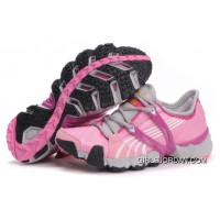 2010 Puma Running Shoes In Pink/White New Style