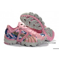 2010 Puma Running Shoes In Camo/Pink Lastest