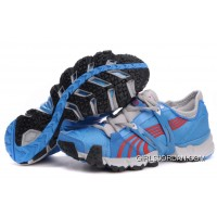 2010 Puma Running Shoes In Blue/Red Cheap To Buy