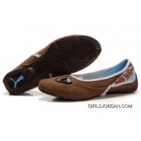 Puma Saba Ballet Young BrownGrey Cheap To Buy