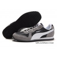 Puma Cabana Racer II LX Sneakers Grey/Black/White Discount