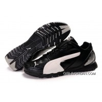 Puma New Style Grit Cat III Shoes Black/Beige Free Shipping