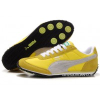 Puma Speeder RP Sneakers YellowWhiteBeige Cheap To Buy