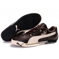 Men's Puma Speed Cat In Brown/Beige New Release