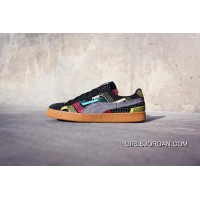 PUMA SUEDE BHM JERSEY Mid Black History Month Black Bronw Copuon Code