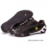 PUMA Tour Cat Lo Shoes In Chocolate-White Super Deals