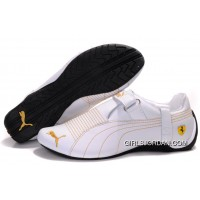 Mens Puma Trionfo Low Baylee In White/Yellow New Style