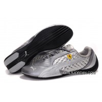 Men's Puma Wheelspin In Gray/Silver/Black Best