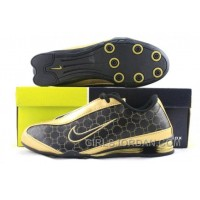 Men's Nike Shox R3 Shoes Black/Gold Super Deals