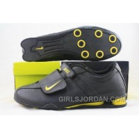 Men's Nike Shox R3 Shoes Black/Golden Online