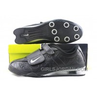 Men's Nike Shox R3 Shoes Black/Silver For Sale