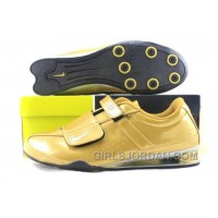 Men's Nike Shox R3 Shoes Golden/Grey/Black Online