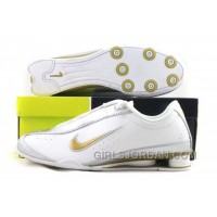 Men's Nike Shox R3 Shoes White/Silver/Golden New Release