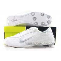 Women's Nike Shox R3 Shoes White/Silver Online