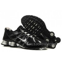 Men's Nike Airmax 2009 & Shox R4 Shoes Black/Grey Top Deals
