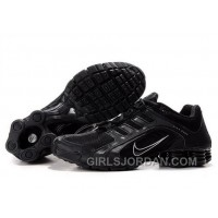 Men's Nike Shox R5 Shoes Black For Sale 344372