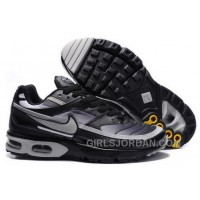 Men's Nike Shox TR Shoes Black/Grey Lastest
