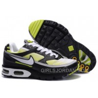 Men's Nike Shox TR Shoes Black/White/Yellow Super Deals
