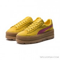 FENTY SUEDE CLEATED CREEPER MENS PUMA New Release