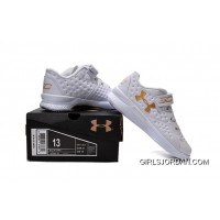 Under Armour Kids White Shoes Online