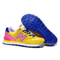 Womens New Balance Shoes 574 M098 Authentic