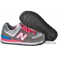 Womens New Balance Shoes 574 M100 Authentic