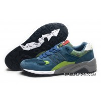 Womens New Balance Shoes 580 M005 Authentic