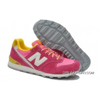 Womens New Balance Shoes 996 M034 Authentic